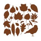 Illustrator:Autumn Leafs