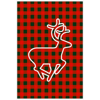 はがき・DM・ポストカードの作成と印刷:クリスマスカード.6