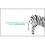 Zebra/blueのデザインで作成と印刷