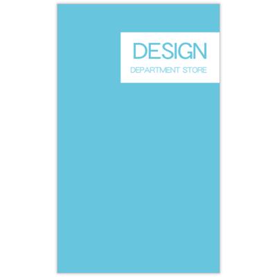 atーdesignのシンプル_03の名刺デザイン作成と印刷
