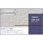 mise.デザインスタジオの作品発表:名刺の作成と印刷:Wall-A-COLOR