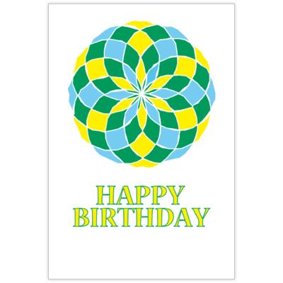 はがき・DM・ポストカードの作成と印刷:mosaic parrot