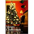 植物_ツリー_1でクリスマスカード、DM/ポストカードを作る
